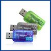 External 7.1 Channel usb 2.0 3d audio sound card USB