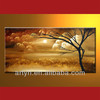 Modern Wholesale Colorful Handmade Oil Painting On Canvas
