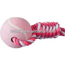dog chew toy tennis toys for pet
