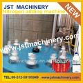 Automático de nitrógeno líquido máquina de inyección / equipo / maquinaria