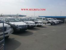 Carros novos em dubai toyota land cruiser 200, hard top, pick up para exportação