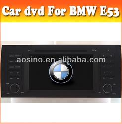 ASN car dvd player for BMW X5 E53 1999-2006 car audio radio with bluetooth gps car audio with bluetooth gps navigation