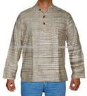 Latest Khadi Kurta Designs Mens Short Cotton Plain Kurtas