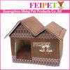 wholesale pet supplies new arrival double dog house
