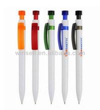 Top seller promotional good gift plastic ball pen