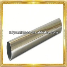 stainless steel tube building materials stainless steel pipe/tube with mill test certificate