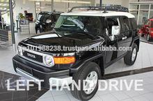 USED CARS - TOYOTA FJ CRUISER 4X4 4.0 V6 PICK UP (LHD 99430 PETROL)