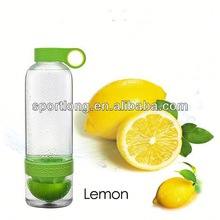 2014 hot selling lemon 5 gallon pet water bottle in Korea