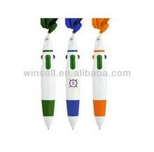 New design popular customized plastic ball pen