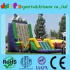 rock wall climbing inflatable, inflatable rocking climbing wall