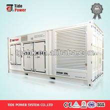 Container Type 1200KW mitsubishi Diesel Generator