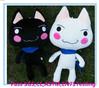 OEM plush cat toy CE,EN71 Testing