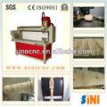 Sin-y1200 automático 3d cnc torno de madeira para vendas