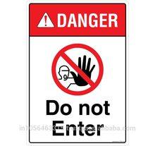 DANGER: Do Not Enter - PS409