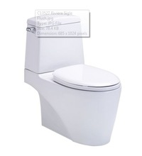 COTTO C13527 Ceramic Toilet for Delivery in UAE and shipping to GCC