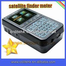 Super Max 9200 Satellite Receiver,WS6909 DVB-T&DVB- S 3.5 Inch LCD Screen SATLINK WS6909 Satellite Finder Meter WS-6909 Ws6909