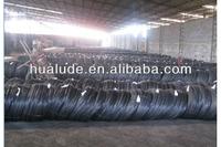 14 gauge black annealed binding wire,soft black annealed tie wire .