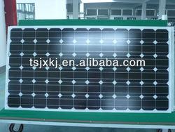 Mono 195W solar panel, new energy