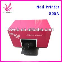 2014 digital nail art imprimante