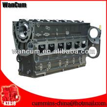 manufacturers cylinder block for cummins engine NTA855 KTA19