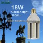 LED Garden Light 18W E40 E27 LED Corn Lamp 18W (UL cUL CE ROHS)