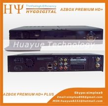 AZbox Premium HD+ digital satellite receiver full HD 1080p with Wifi and dual tunerfor south American market