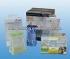 plastic folding box for glasses/apparel