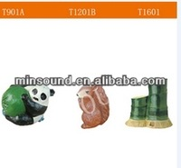 20W panda squirrel new design style outdoor speakers for lawn park garden 2014 beautiful cone speakers