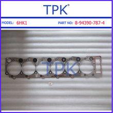 Isuzu 6HK1 Complete Top End Engine Gasket Kit Set 1-87813-026-0 1-87810-038-0