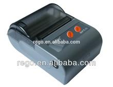 58mm Mini Portable Printer support QR code printing