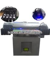 A2 Mini UV printer / CD/ Pen/ metal / PVC plate ( A2-4880,420*800 2880dpi)
