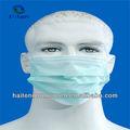 Makine yapımı nonwoven cerrahi tek yüz maskesi, anti- toz yüz maskesi