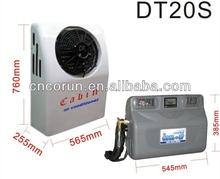 12V/24V DC Powered Super General Split Air Conditioner For Truck Cab