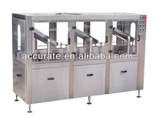Automatic bottle drying machine for beverage production line/pet bottle air dryer