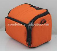 Spring fashion Portable shockproof trolley dslr camera bag for girls