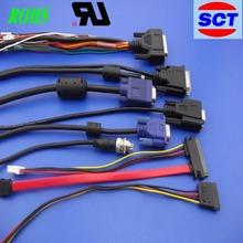 molex computer internal power wiring harness