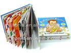 pre-school cardboard children book printer