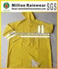 Million men/ladies safety raincoat, reflective tape available