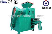 Strong pressure coal briquetting machine