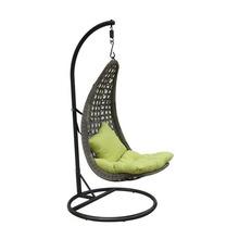 rattan hanging garden chair
