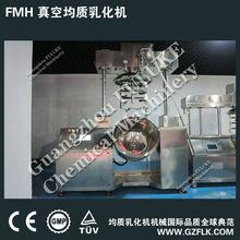 Guangzhou FLK stainless steel cake gel emulsifier