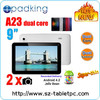 9 Inch Android Tablet PC MID Download a Movie For Free