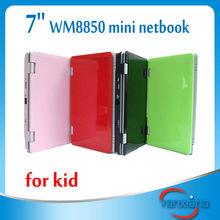OEM cheap 7 inch mini laptop wifi epc netbook wifi 3G RW-L01-6