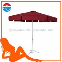 300cm*8K clarer color square sun umbrella