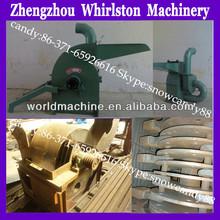 straw cutting and grinding machine