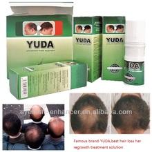 Herbal ginseng formulated liquid for hair repairing hair growth treatment solution