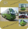 Passenger Tourist Bus For Sale GTZ6120E2-E6 Passenger Tour Bus