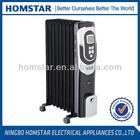 Hot Sale electric oil filled radiator heater