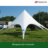 Chinese white event star tents