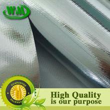 packaging material aluminum film laminated pe woven fabric